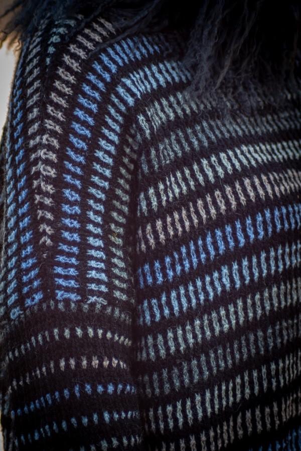 Domino maxigenser | Garnpakker med strikkeoppskrifter fra